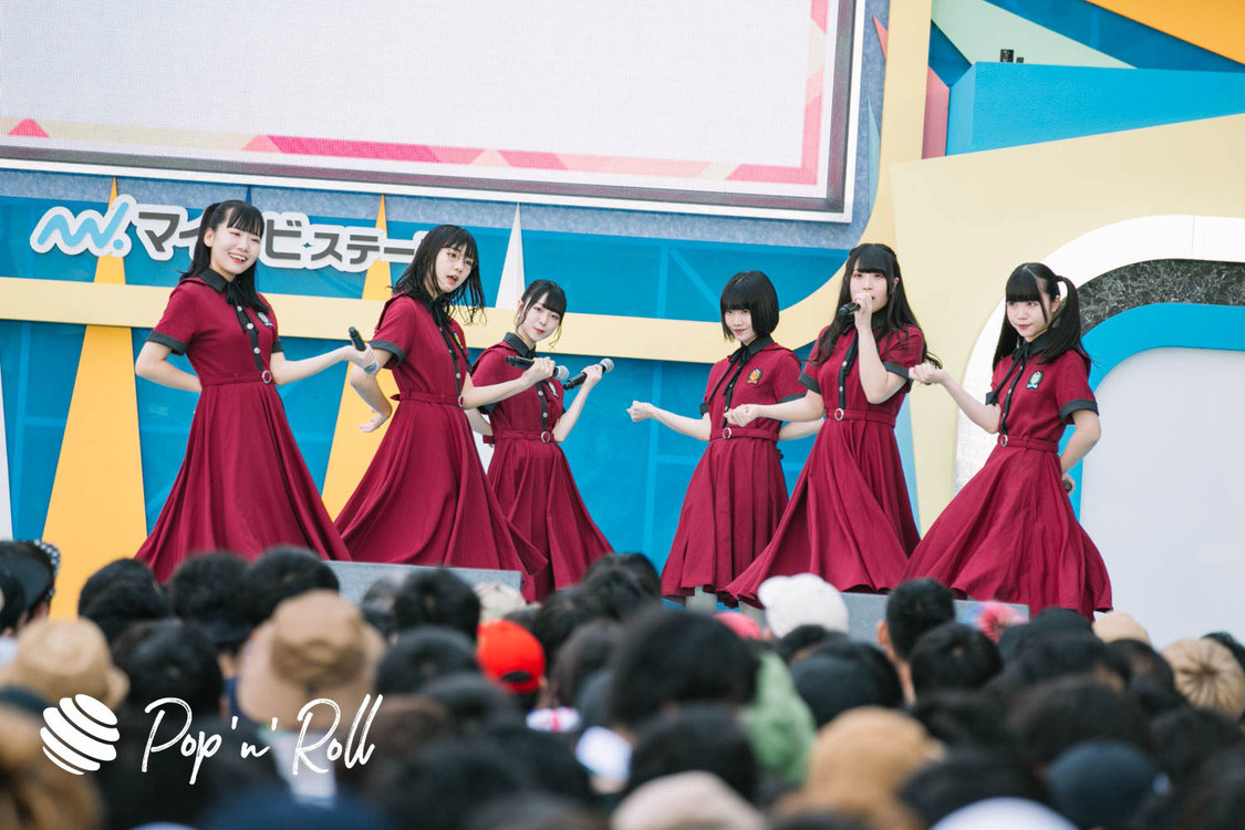 【TIFフォトレポート】tipToe.、8/4 DREAM STAGE(10:40-)