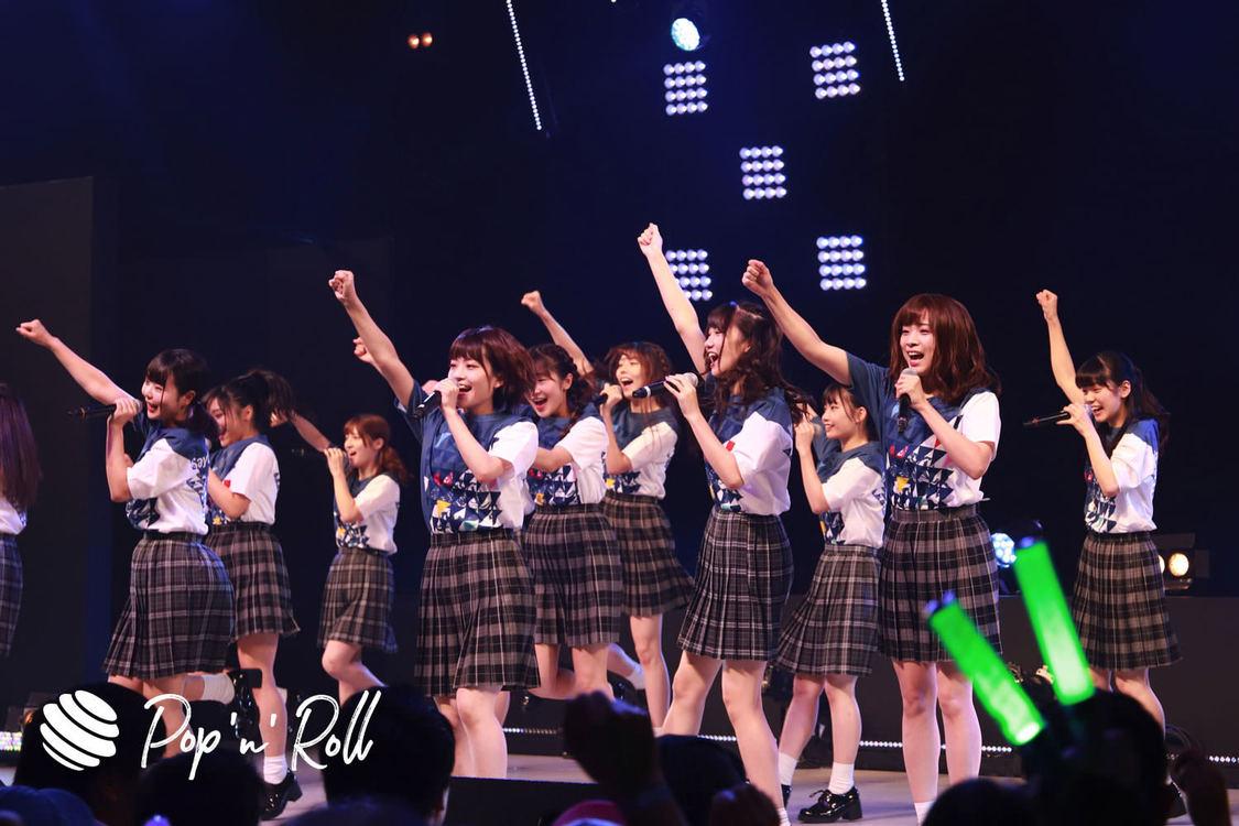 【TIFフォトレポート】ラストアイドル2期生アンダー、8/4 DOLL FACTORY(10:15-)