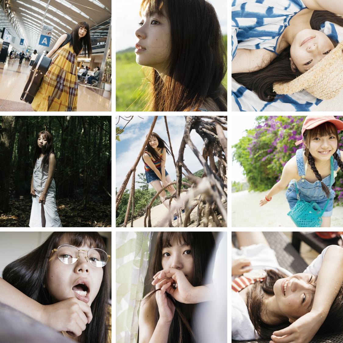 9nine 村田寛奈、セルフプロデュース写真集発売決定!「やりたいことをたくさんさせてもらいました」