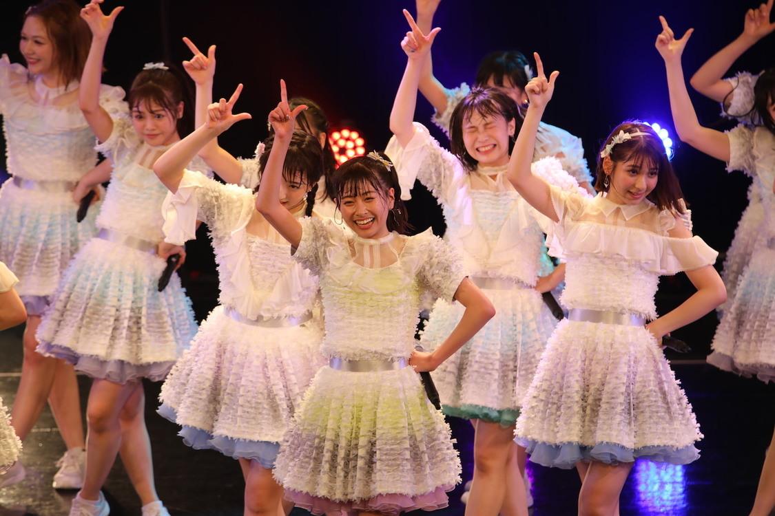 HKT48[TIF 2019ライブレポート]2ステージ目も全9曲盛り上がる楽曲で会場ヒートアップ+目を引いた宮崎想乃の存在感