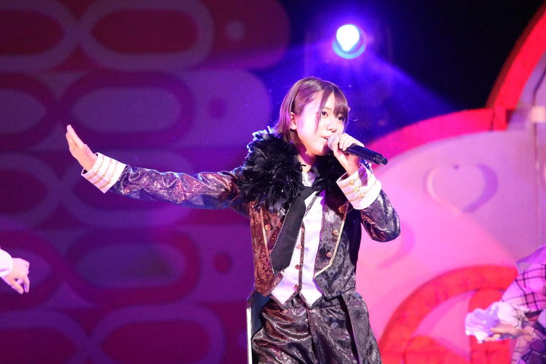 AKB48チーム8[ライブレポート]OAから大盛り上がり、大西桃香がクールに「プライオリティー」を披露 エイトの日!グランキューブ祭り!2019