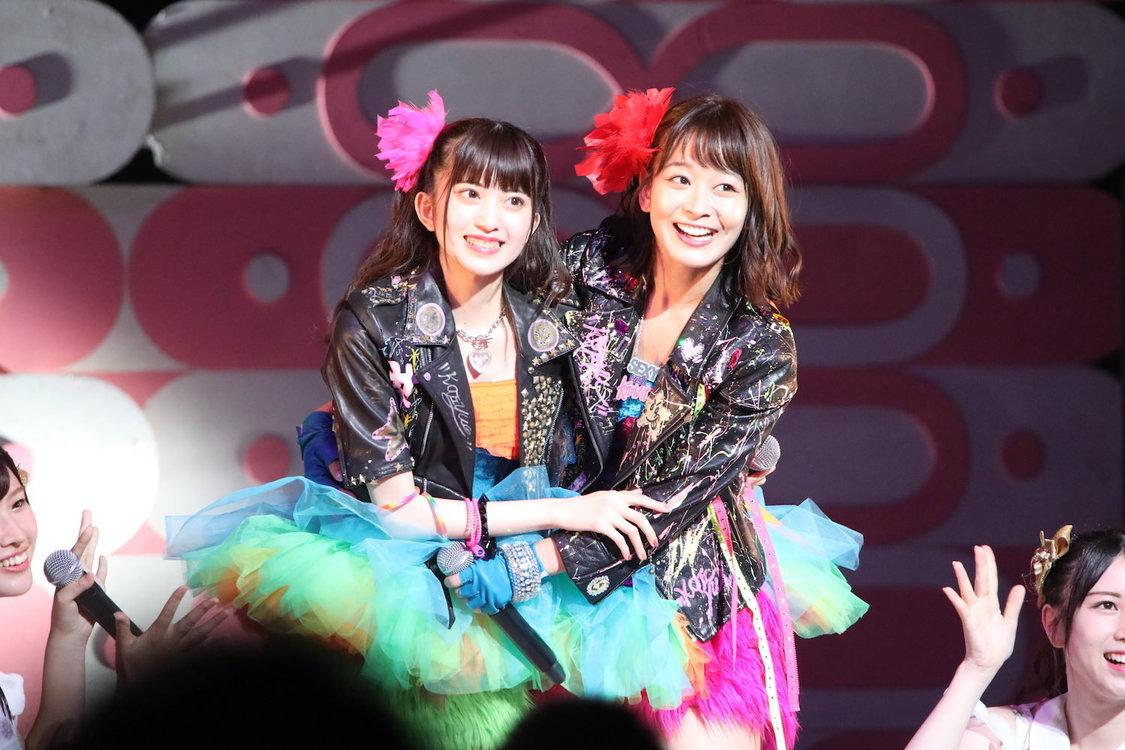 AKB48チーム8[ライブレポート]寺田美咲&太田奈緒「スキャンダラスに行こう!」を笑顔でパフォーマンス|エイトの日!グランキューブ祭り!2019