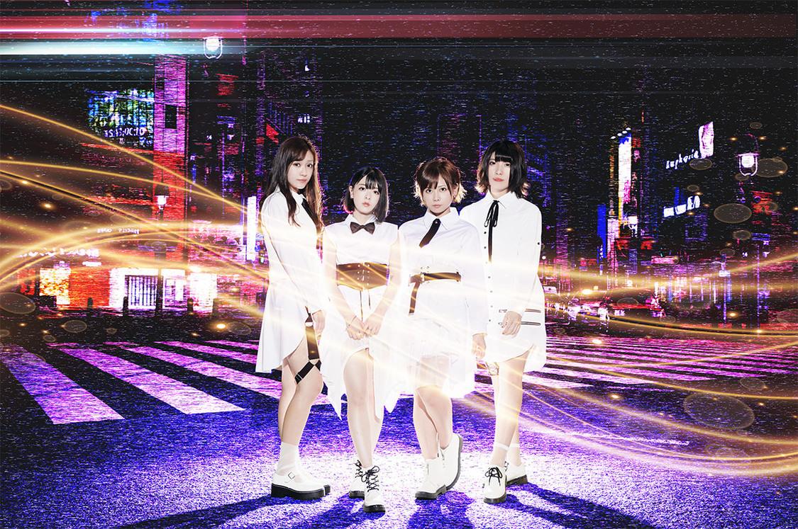 FLOWLIGHT、ミニAL『ST(R)OCK』ジャケット&新ビジュアル公開!