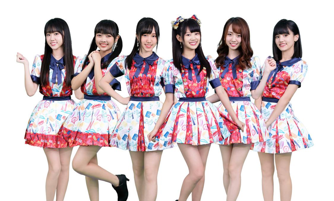 AKB48 Team TP、桃色革命 小桃音まいラスト台湾公演に出演決定!