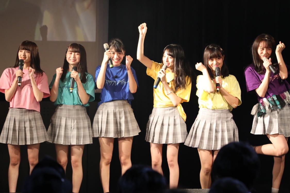 AKB48チーム8[ライブレポート]ファンとメンバーで掴んだ<チーム8ガッツフレッシュライブ〜咲け咲けうちらの笑顔の輪〜>開催