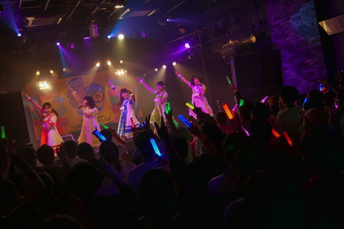 【ライブレポート】神宿、全国ツアー開幕「今回のツアーでは新しいことに挑戦していきたい」