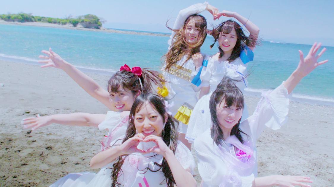 メニぱら、初楽曲「太陽系シンデレラ」は夏にぴったり爽やかナンバー!5人のストーリーを綴る初MV公開