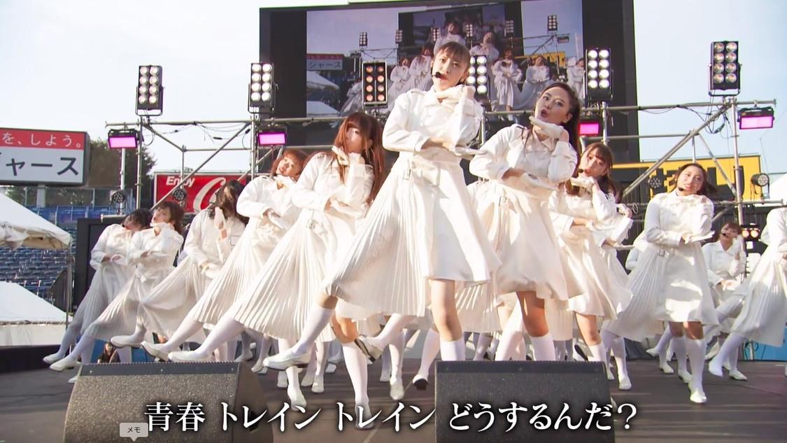 ラストアイドル、神宮外苑花火大会での新曲「青春トレイン」初パフォーマンス映像公開!