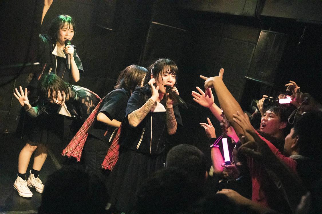 BiS[ライブレポート]第3期初ワンマンで新時代へ。「生半可な気持ちで応募しないで」新メンバーオーディションも発表│Photo:sotobayashi kenta