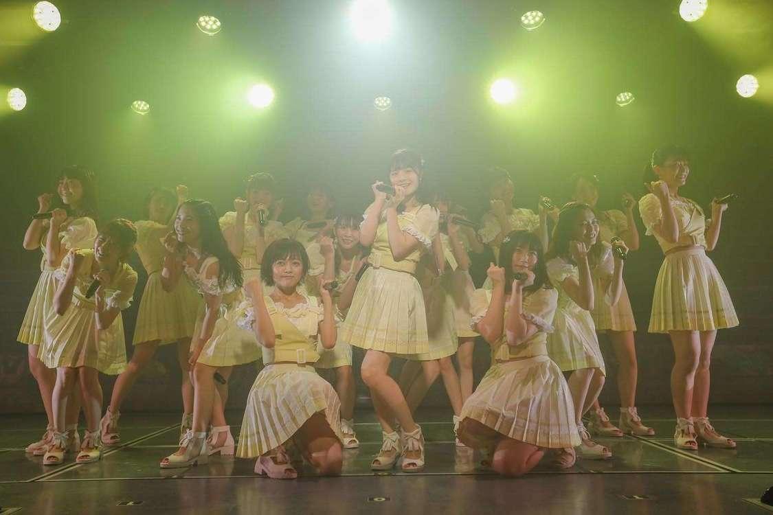 NGT48[新公演レポート]センターは清司麗菜。ラストはメンバー全員で「Maxとき315号」で感謝のパフォーマンス