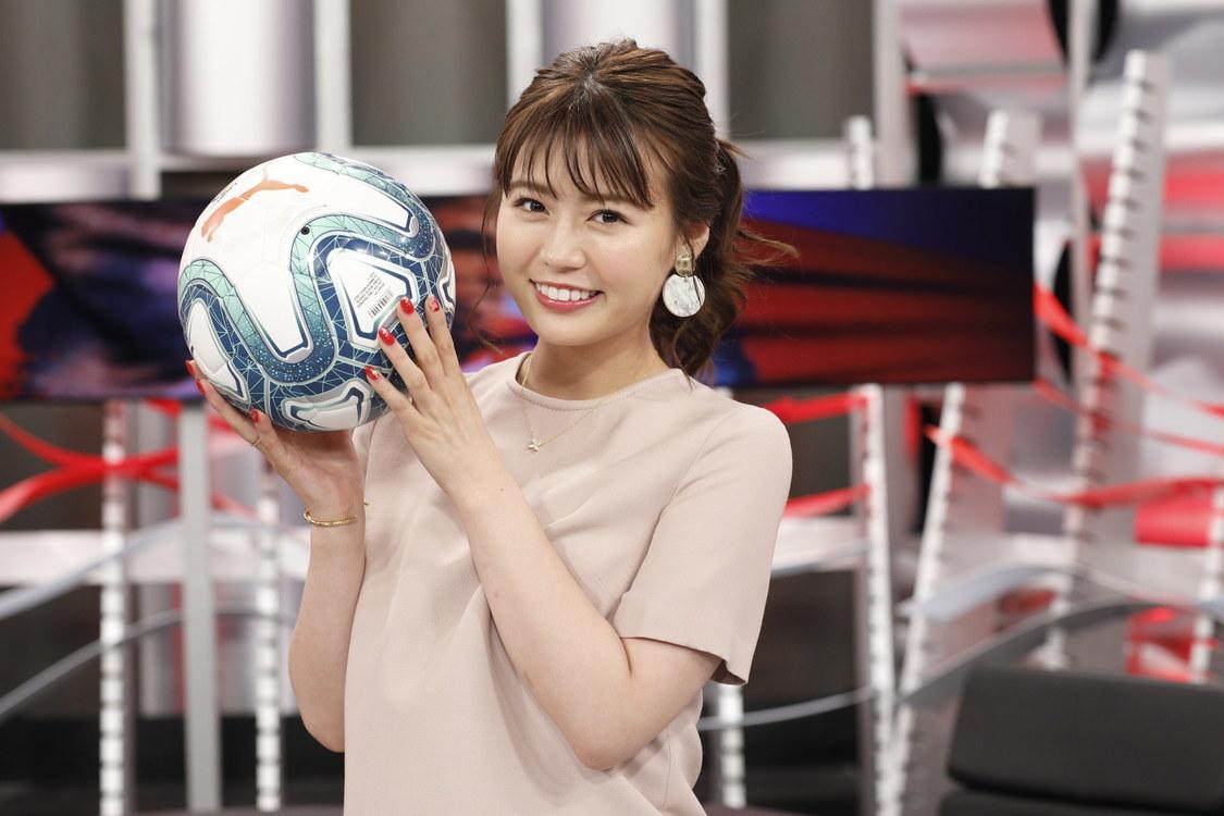 井口綾子、WOWOWリーガールに就任!「スペインサッカー ラ・リーガをさらに盛り上げられるように一生懸命頑張りたい」