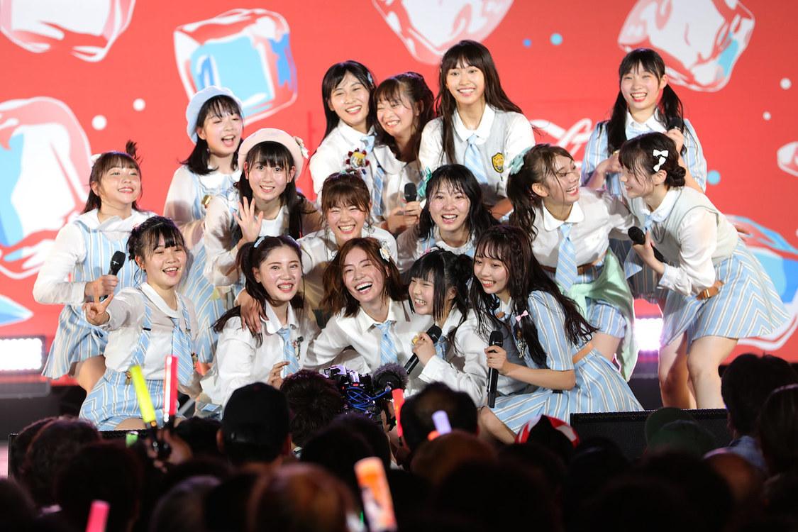 SKE48[ライブレポート]真夏のサマステ音楽LIVE最終日に全チーム総出演!