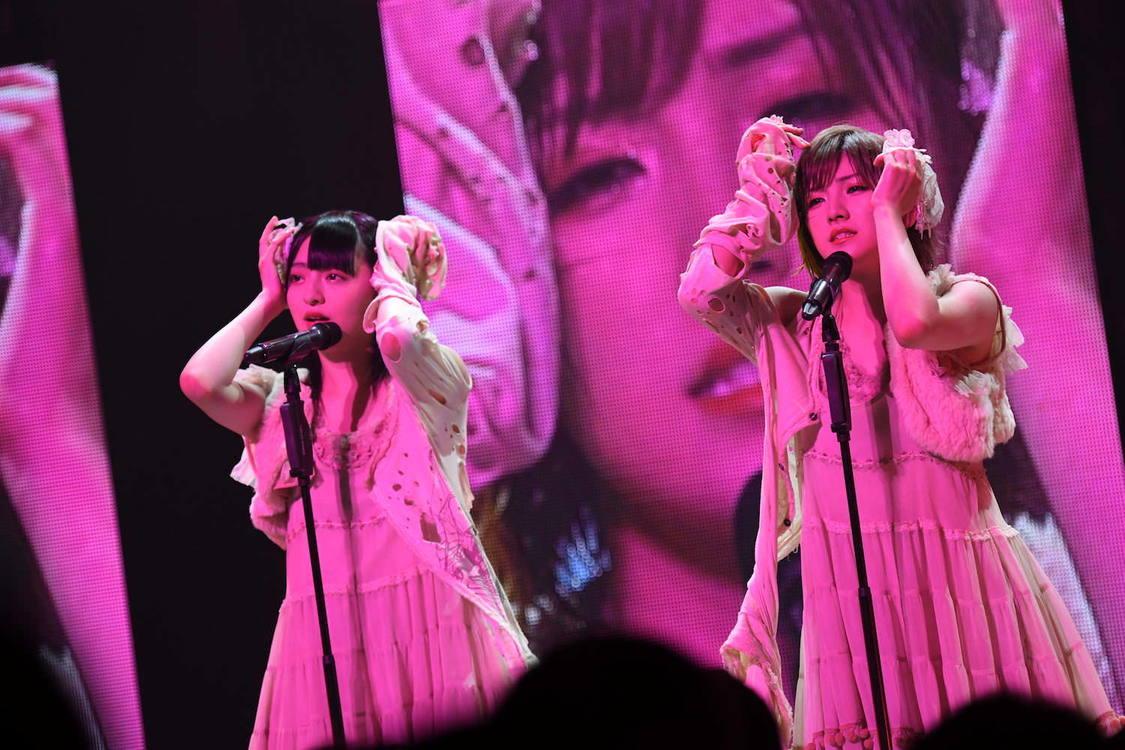 AKB48[ライブレポート]チーム4佐藤七海「最後に岡田奈々さんと『I'm sure.』できました!」