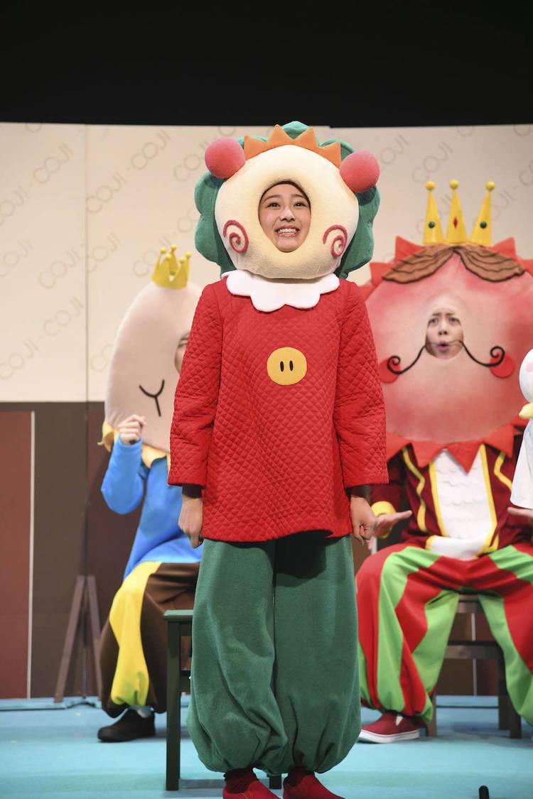 乃木坂46 向井葉月主演舞台<コジコジ>開幕!「千穐楽まで頑張ります!」