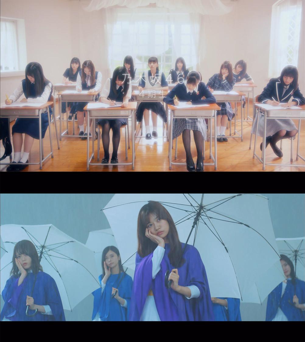 乃木坂46、メガネダンスと傘ダンスで魅せる「図書室の君へ」「~Do my best~じゃ意味はない」MV解禁!
