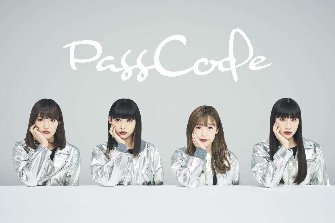 PassCode、新SGリリース+バンドセットワンマンツアー開催決定!