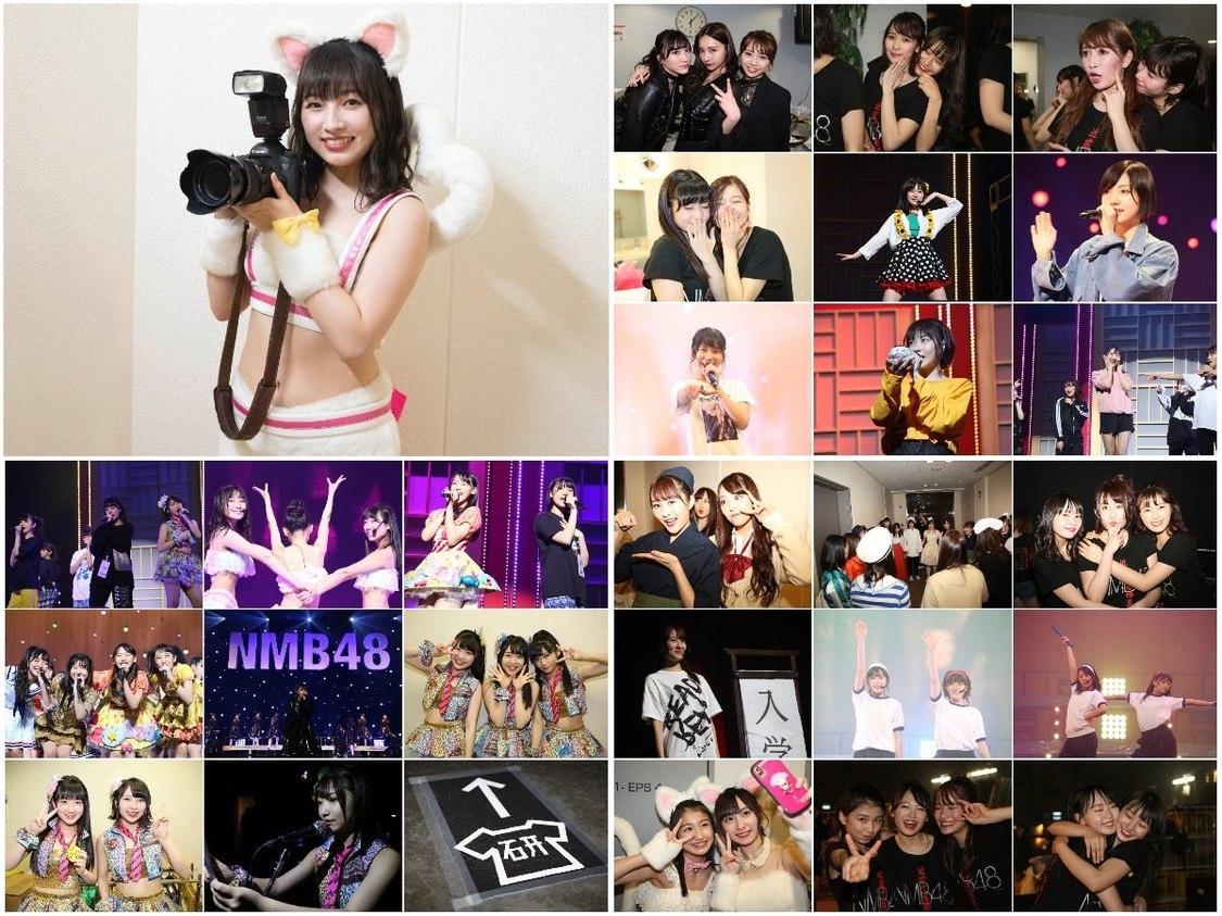 NMB48、ライブツアー密着フォトブック発売決定!「さまざまな様子を切り取っています」
