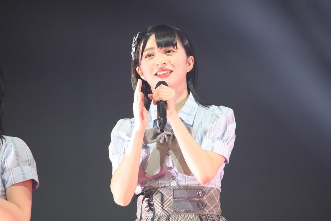AKB48チーム8[ライブレポート] 佐藤七海、@JAM EXPO 2019で『蜂の巣ダンス』センターに「みんな大好き!」