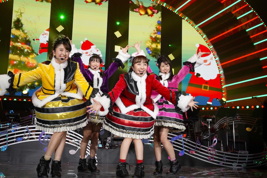 ももクロ、<ももクリ2019>が大阪&埼玉の2会場開催に決定!全3公演