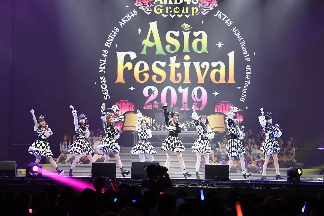 AKB48G[ライブレポート]アジア7グループが集結!向井地美音「メンバー同士の絆もさらに深まりました」