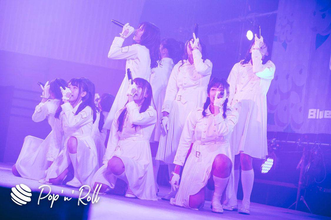 ラストアイドル[@ JAM EXPO 2019 フォトレポート]8/24ブルーベリーステージ(11:00-)