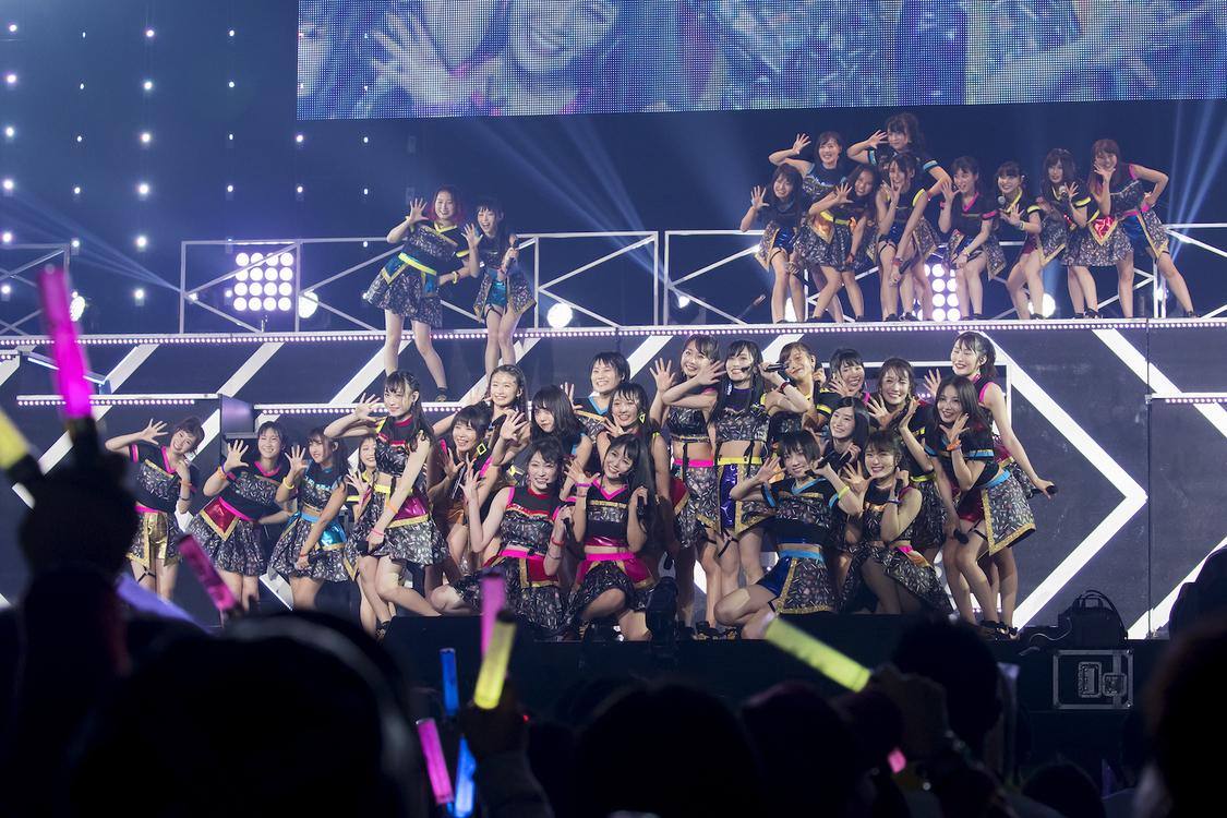 【ライブレポート】NMB48、大阪城ホール公演開催。山本彩「今が最強で最高と言えるグループであり続けてほしい」