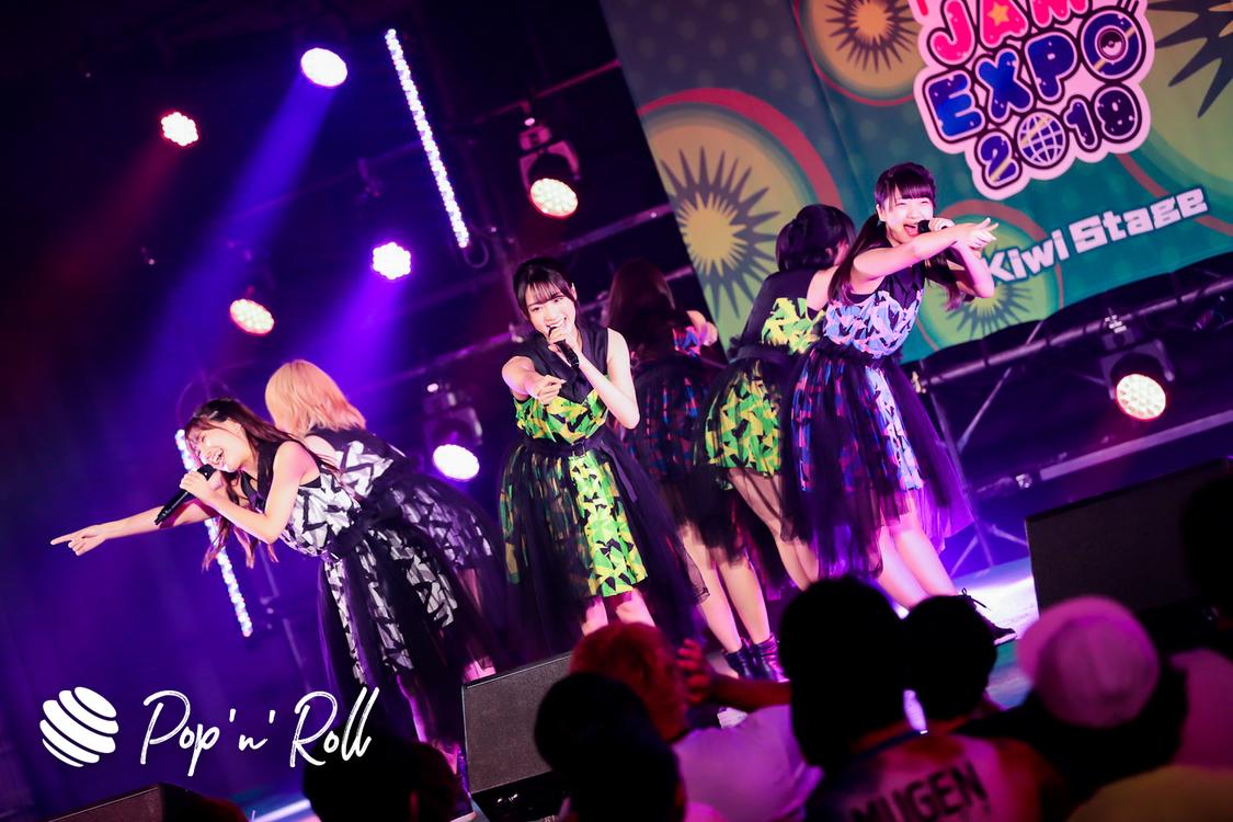 夢みるアドレセンス[@ JAM EXPO 2019 フォトレポート]8/25キウイステージ(18:00-)