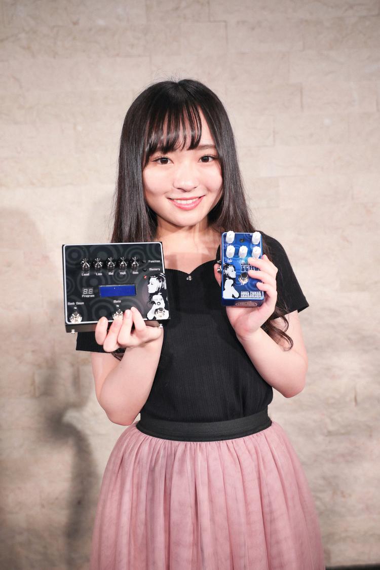 【連載】Fragrant Drive 伊原佳奈美「ロックギタリストのようになりました!」|絶対ギター少女第4回