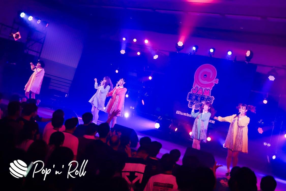 神宿[@ JAM EXPO 2019 フォトレポート]8/24ブルーベリーステージ(18:00-)