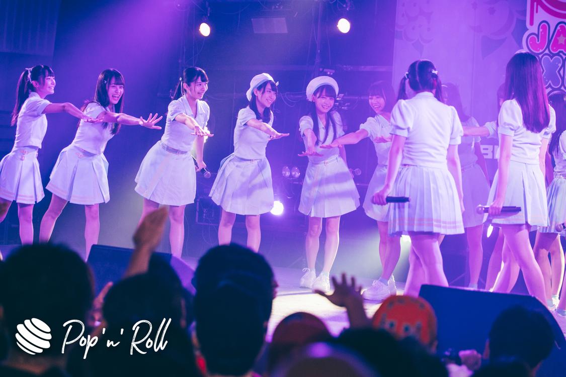 ≠ME[@ JAM EXPO 2019 ライブレポート]8/25ブルーベリーステージ(18:15-)