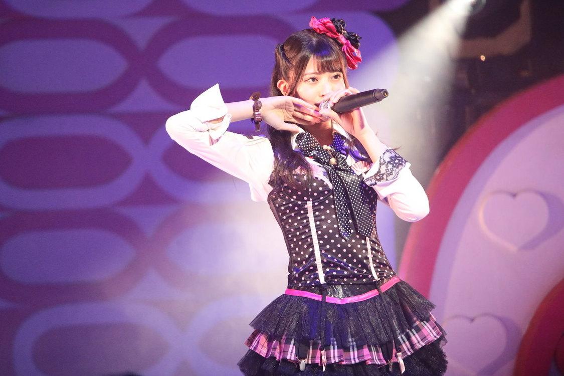 AKB48チーム8 行天優莉奈、SHOWROOM『まいにちアイドル』2周年突破「やっと2周年を迎えることができました」