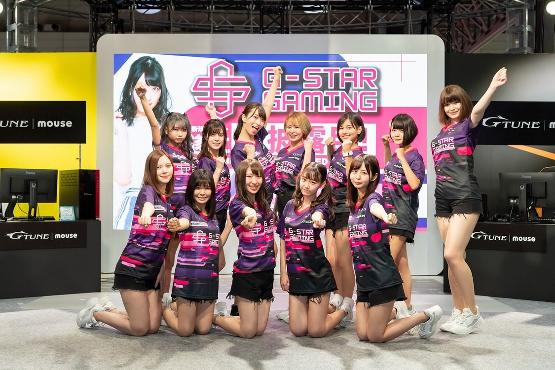 倉持由香プロデュースの超個性派「女子ゲーミングチーム」お披露目! ガチで挑んだ初戦の結果は……