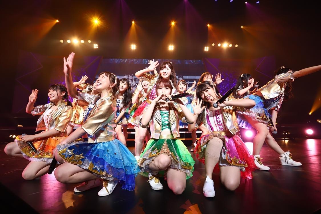 SKE48[ライブレポート]7名が初参加!47都道府県全国ツアー再開