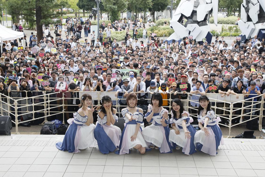AKB48、「サステナブル」リリイベでMV裏話!柏木由紀「免許を取ってから初めての運転で…」