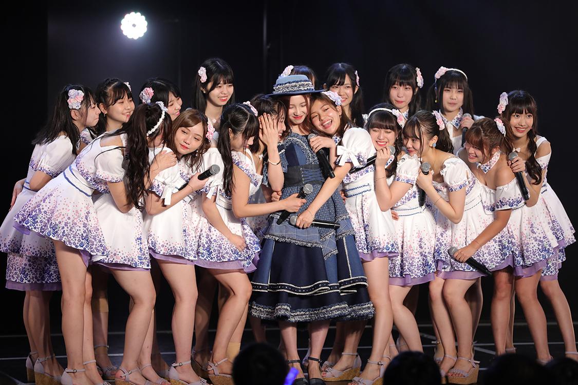 SKE48[ライブレポート]北川綾巴、劇場最終公演!「本当に感謝の気持ちでいっぱいです」