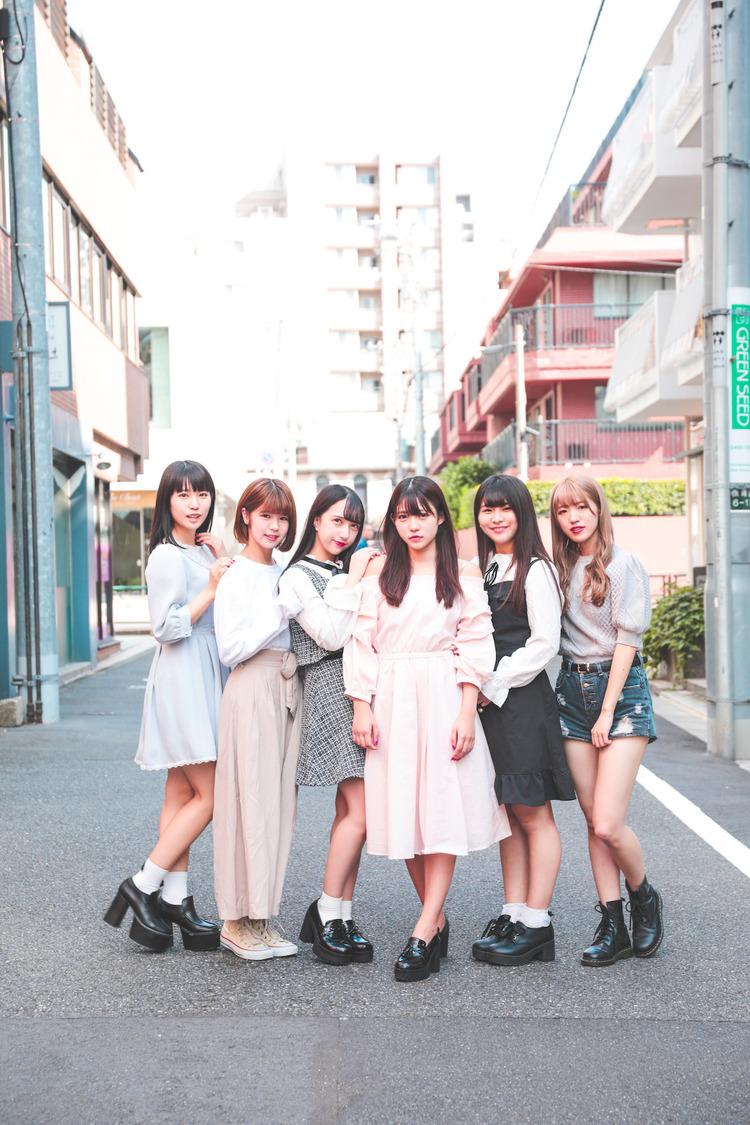 CoverGirls[インタビュー]初ツアーを控えるライブアイドルの真髄「いろんな人にちゃんと評価してもらえるようなグループになりたい」