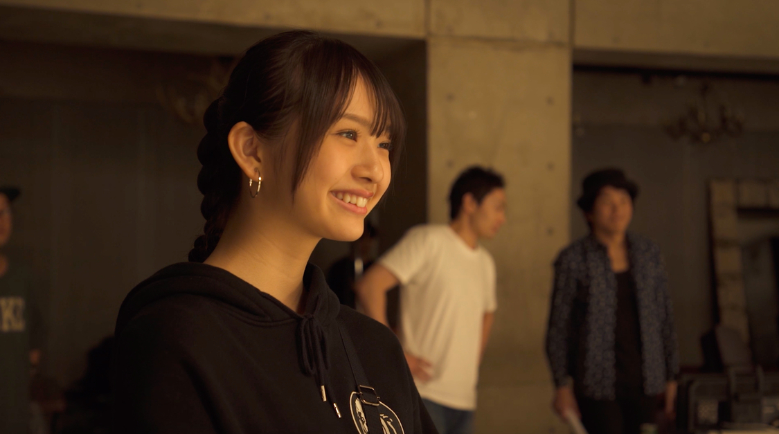 わーすた 三品瑠香、め組MVで新人AD役に!ずば抜けた情熱的な表現力を発揮