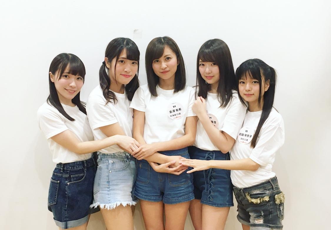 スパガ、オーディション「FRESH LIVE」ルートファイナリスト5名決定!
