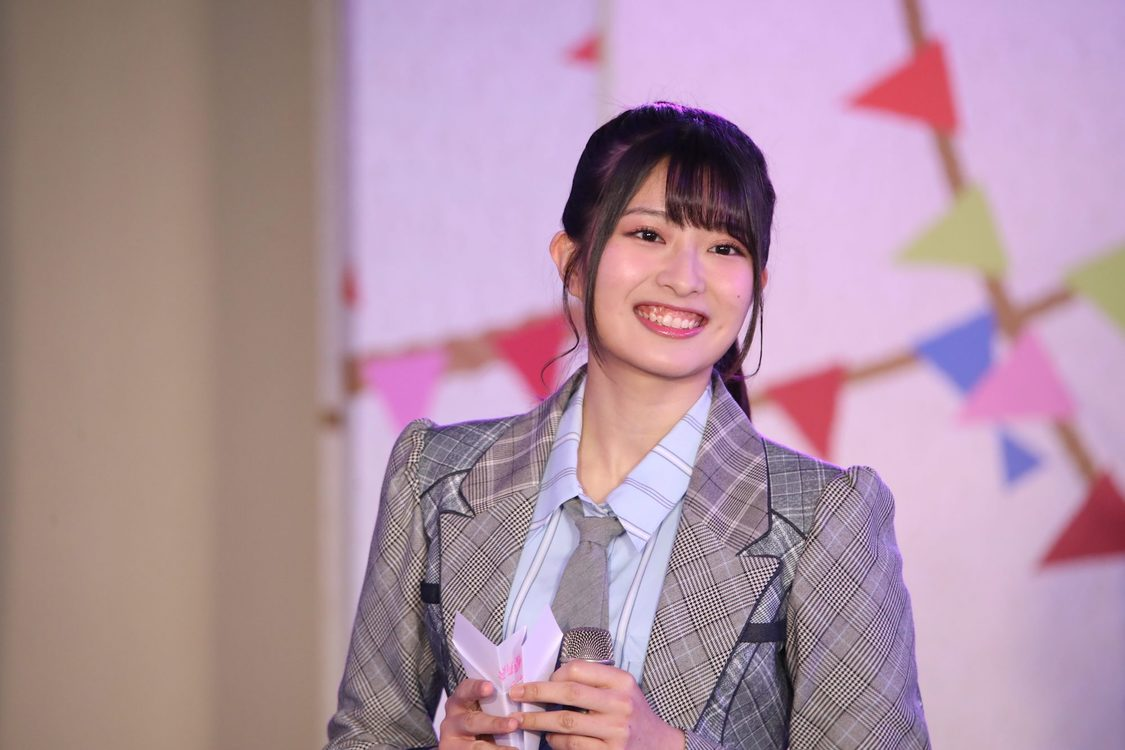 """AKB48チーム8 行天優莉奈、SHOWROOM""""まいにちアイドル""""2周年記念特別配信「これからも優莉奈らしく配信を続けていこうと思います」"""