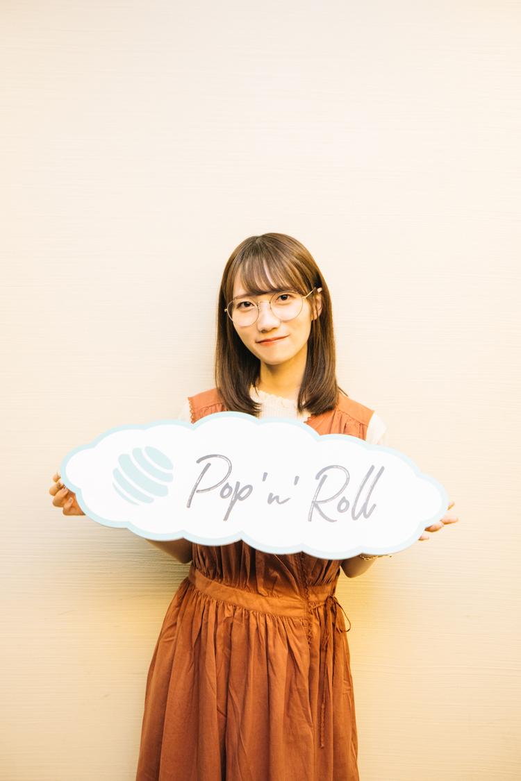 江嶋綾恵梨(26時のマスカレイド)<ぽぷろないとvol.9>スナップ番外編&終演後インタビュー