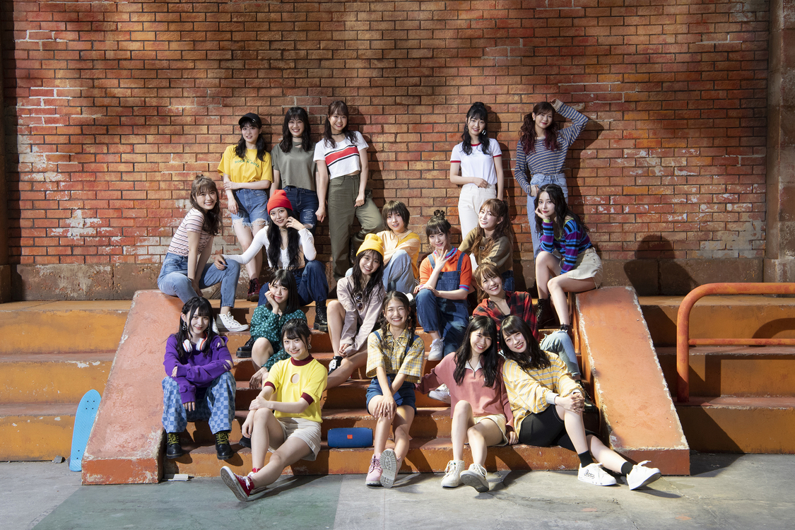 NMB48、22th SG曲「初恋至上主義」&太田夢莉ソロ曲「Acting tough」MV解禁!