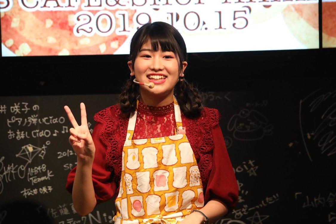 AKB48チーム8 髙橋彩香[イベントレポート]カフェイベント開催「今日のカレーの1番の調味料は愛情です!」