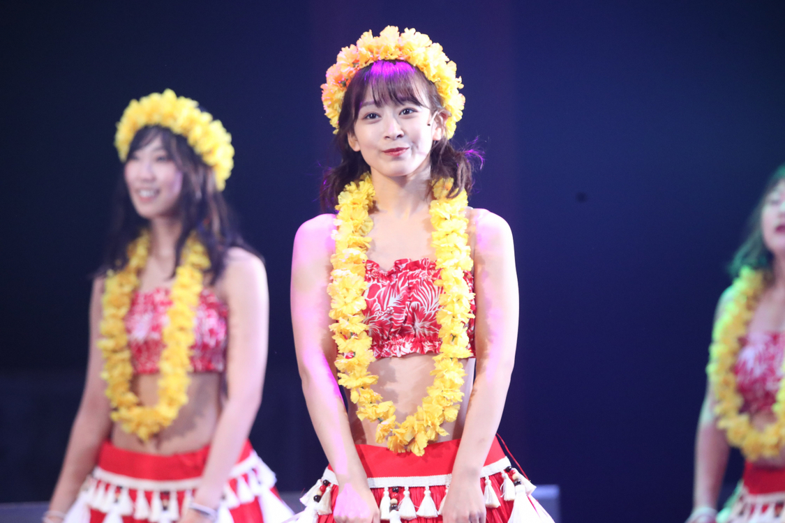 AKB48チーム8 太田奈緒[イベントレポート]舞台『フラガール』公開で「奈緒の言葉、大丈夫か確認してください!」