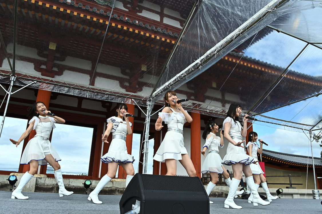 NMB48[イベントレポート]若手選抜メンバーが作り出した心地よい熱狂