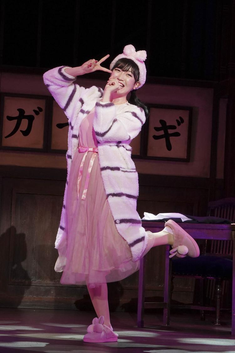 前島亜美、舞台<~崩壊シリーズ~「派」>出演!「人生で初めて舞台上であることをします」
