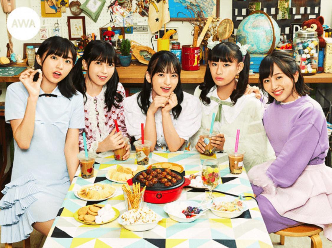たこ虹、新曲発売記念サイン入りAWAキャッププレゼントキャンペーン開始+神曲&人気曲を詰め込んだプレイリスト公開!
