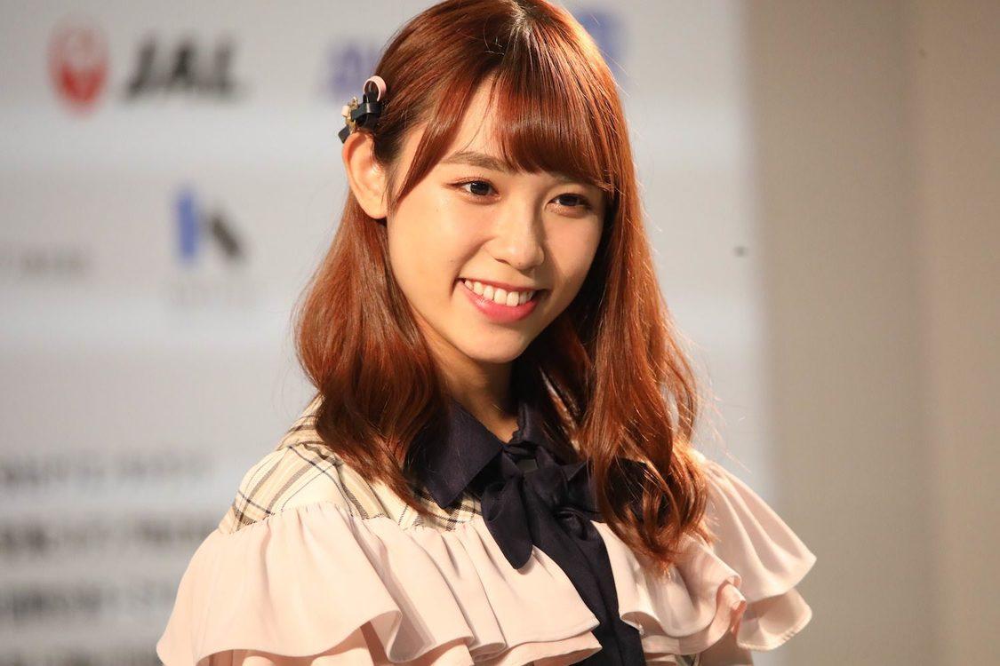 AKB48チーム8 山本瑠香、地元・和歌山の魅力を語る「食事も美味しいですし、観光名所も素敵なところが多いです!」