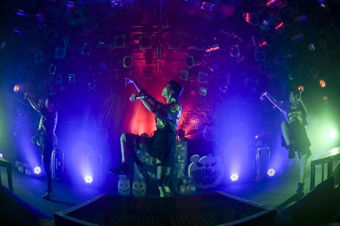 【本日のライブ写真も】あゆくま、配信限定EP「蝋人形の館」リリース&ワンマンツアー開催決定