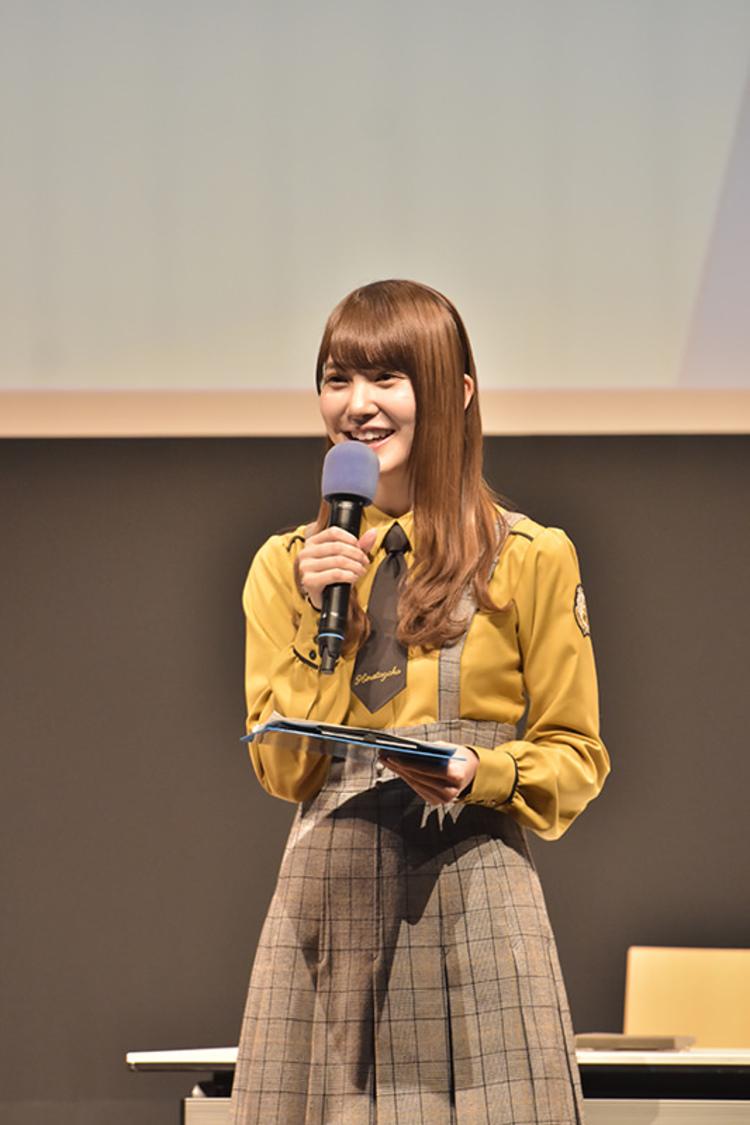 日向坂46 加藤史帆、『レコメン!』公開収録に登場!「卒業後に税理士になることを考えてみます」