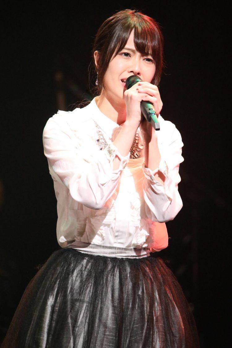 AKB48チーム8 小田えりな、「これからは自分らしく極めていきたいと思います!」AKB48グループ歌唱力No.1決定戦